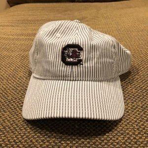 Other - SOUTH CAROLINA GAMECOCKS SEERSUCKER HAT